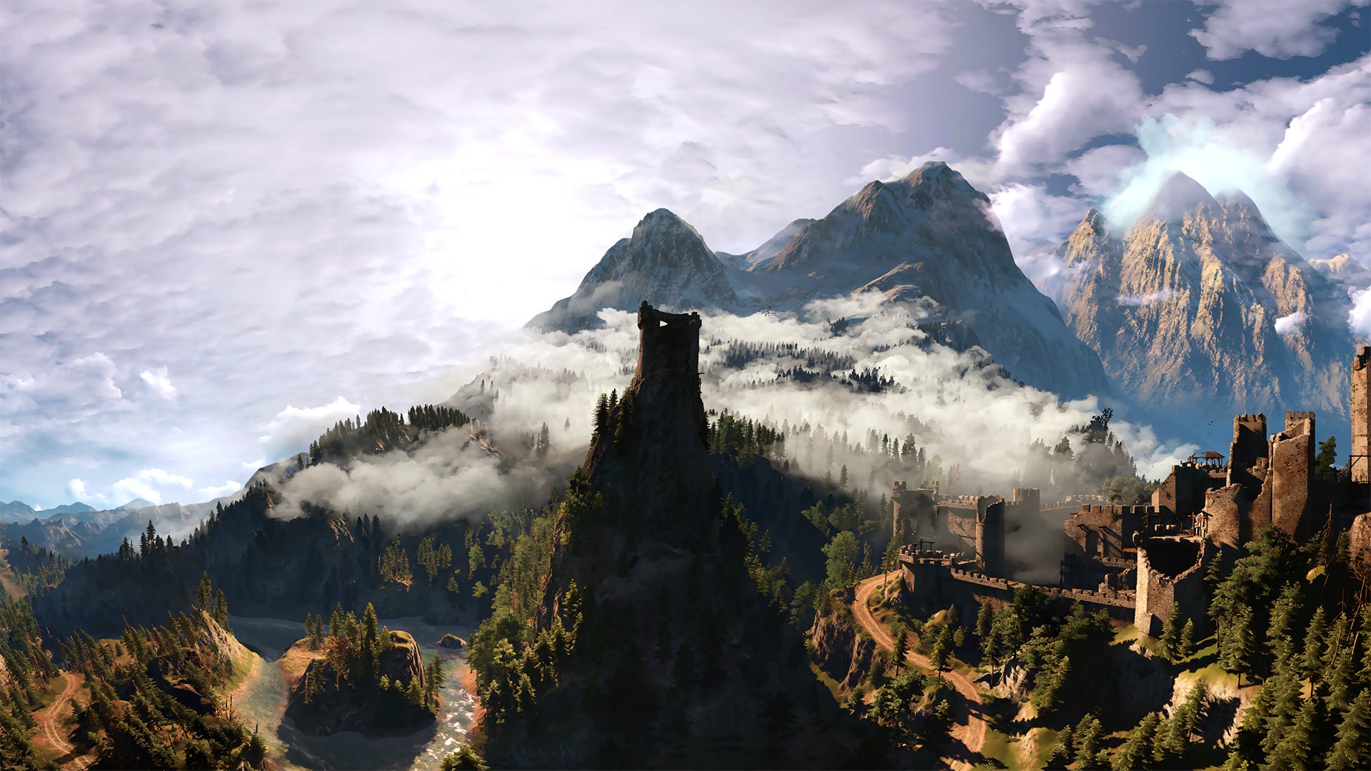 Kaer-Morhen-Watchtower-Witcher-1920x1080-Need-iPhone-S-Plus-Background-for-I-wallpaper-wpc5806528