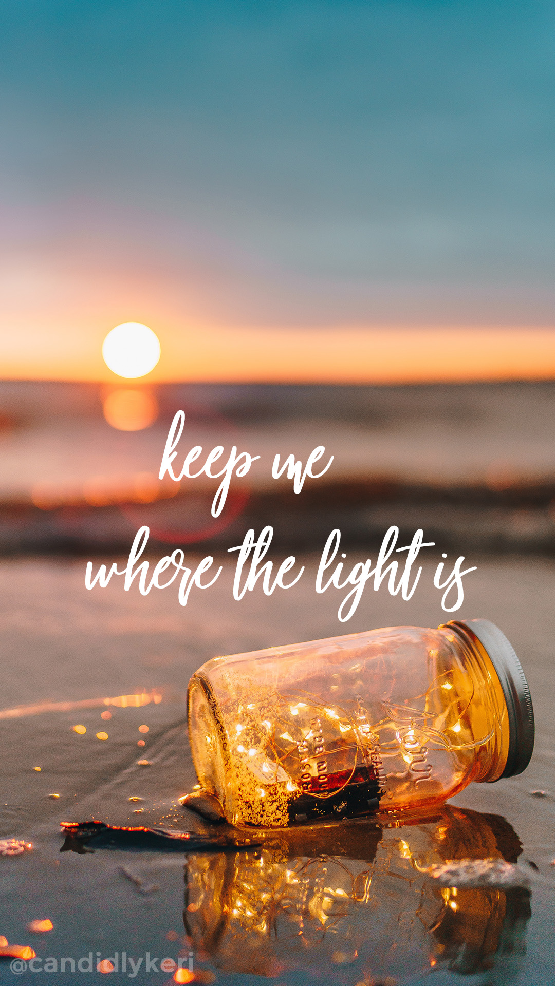 Keep-me-where-the-light-is-quote-sunset-mason-jar-you-can-download-for-free-on-the-blog-F-wallpaper-wpc9006871