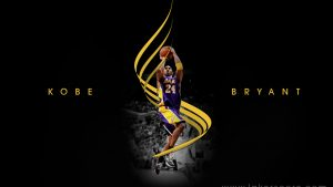 kobe ​​bryant iPhone tapetti