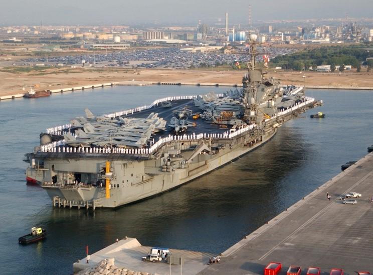 MaritimeQuest-USS-John-F-Kennedy-CVA-CV-Page-wallpaper-wp3808040