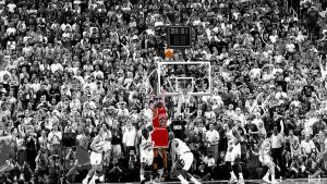Michael Jordan iPhone tapetti
