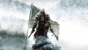 assassin creed Tapete