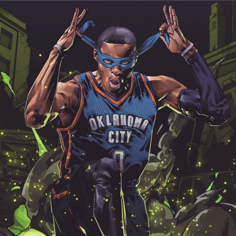 OKC-Thunder-Russell-Westbrook-Fan-Art-wallpaper-wp3808848