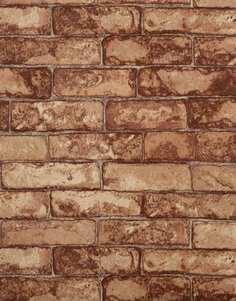 RN-Red-and-Orange-Faux-Small-Brick-Textured-from-Modern-Rustic-Distributed-by-York-wallpaper-wpc9208406