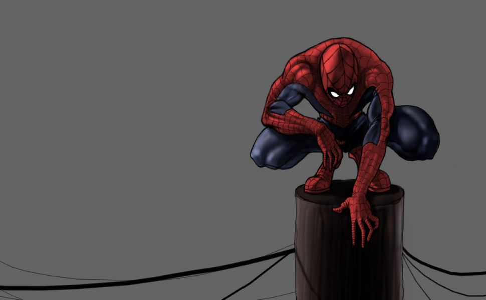 Spiderman-Comic-HD-wallpaper-wpc5808930