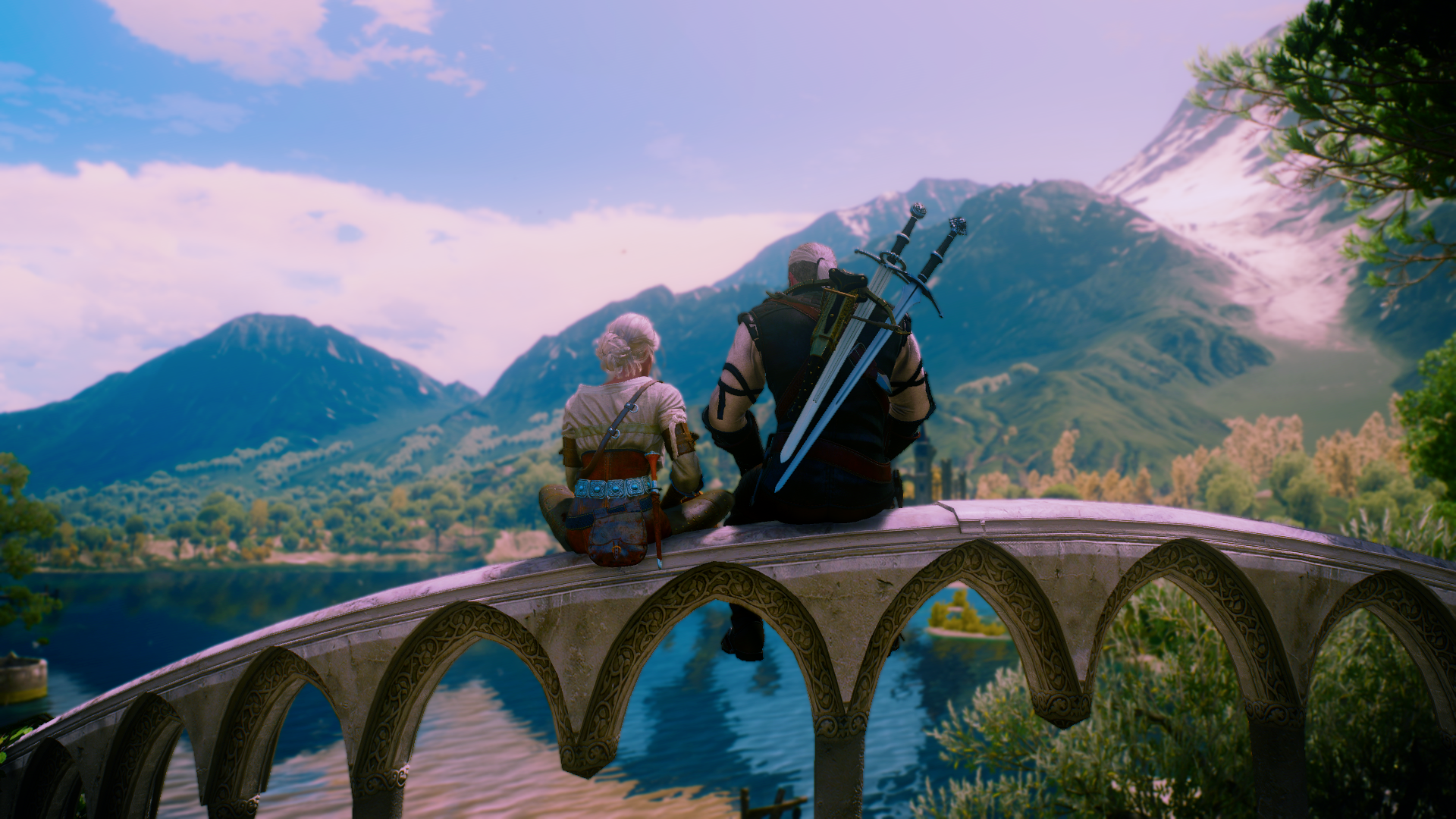 The-Witcher-Screenshot-mix-of-4k-and-1080p-TheWitcher-PS-WILDHUNT-PSshare-gam-wallpaper-wpc5809457