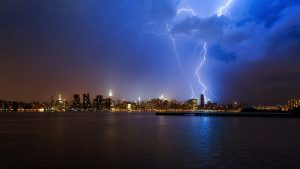 lightning stoarm live wallpaper