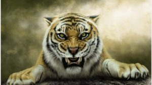 tijger live wallpaper