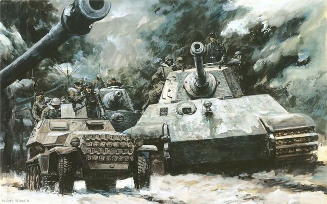 Tiger-tank-by-lhlclllx-on-DeviantArt-wallpaper-wp38011184