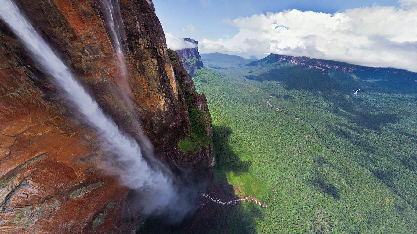 Waterfall-Sky-Photography-Falls-Water-Nature-Mountain-Clouds-Waterfall-High-Live-Desktop-wallpaper-wpc90010527
