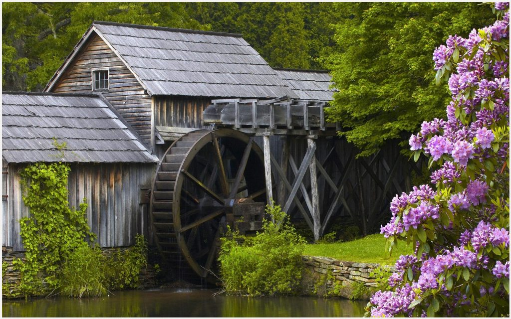 Watermill-Beautiful-Scenery-watermill-beautiful-scenery-1080p-watermill-beaut-wallpaper-wp38011915