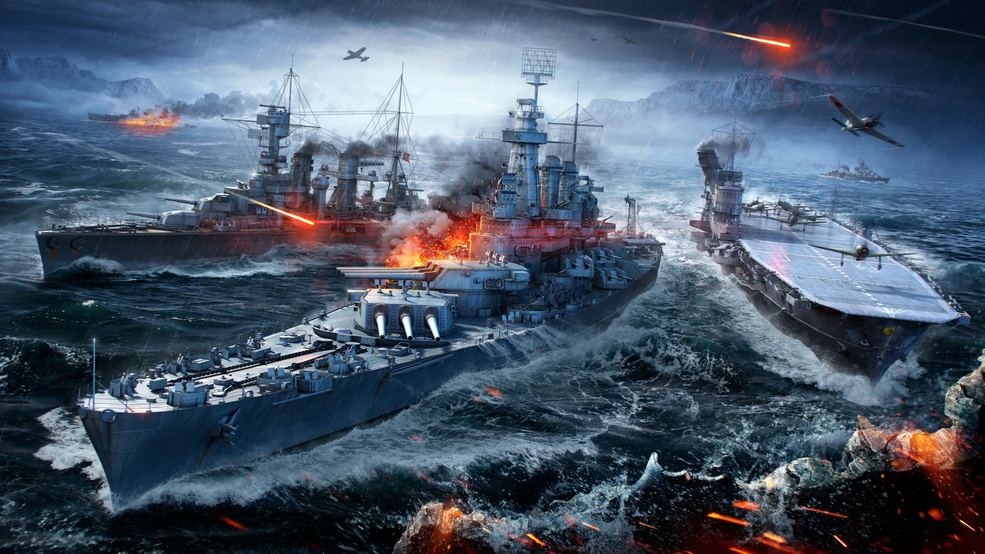 World-of-Warships-Naval-Sea-Battle-K-1920x1080-See-more-on-Classy-Bro-wallpaper-wp38012241