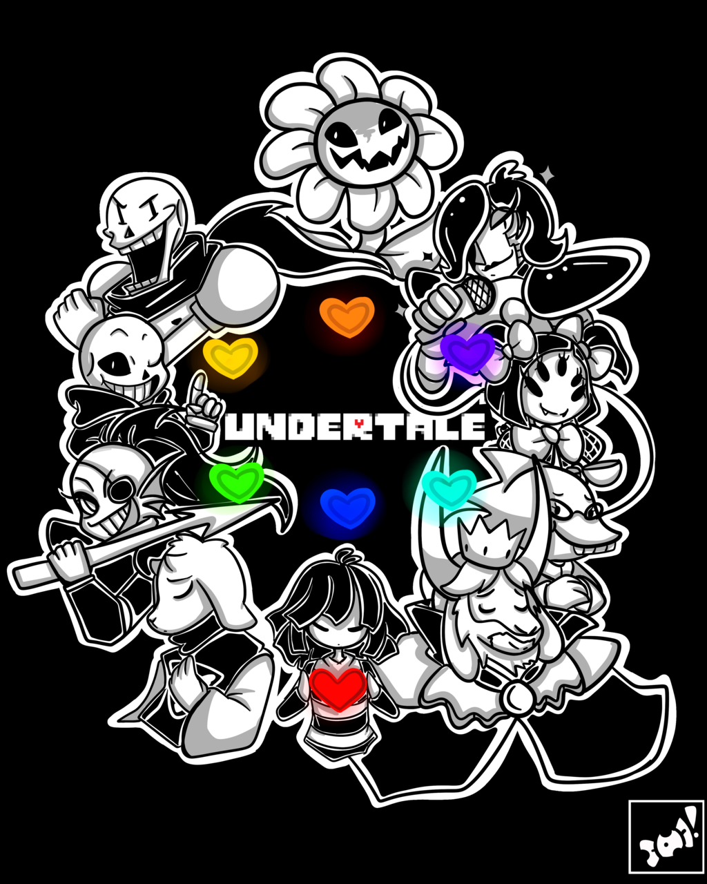 addefedafe-undertale-game-undertale-flowey-wallpaper-wpc5801523