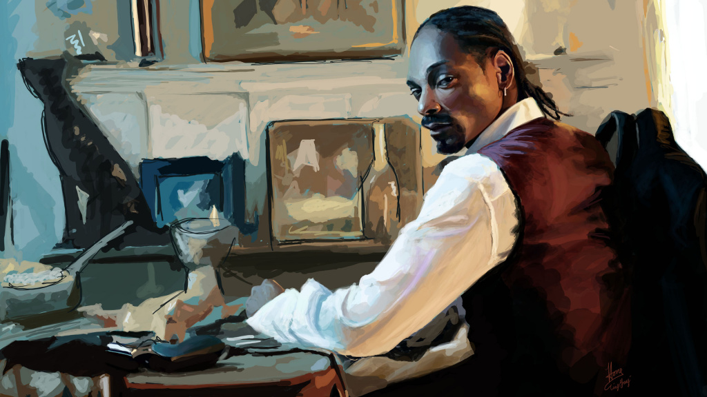 african-art-paintings-Snoop-Dogg-Art-Gallery-Art-Painting-Photos-HD-wallpaper-wpc9202233