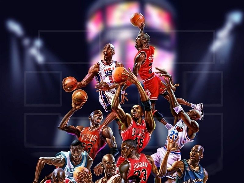 awesome-basketball-game-art-all-the-famous-heroes-Canvas-Wall-Poster-wallpaper-wpc5802399