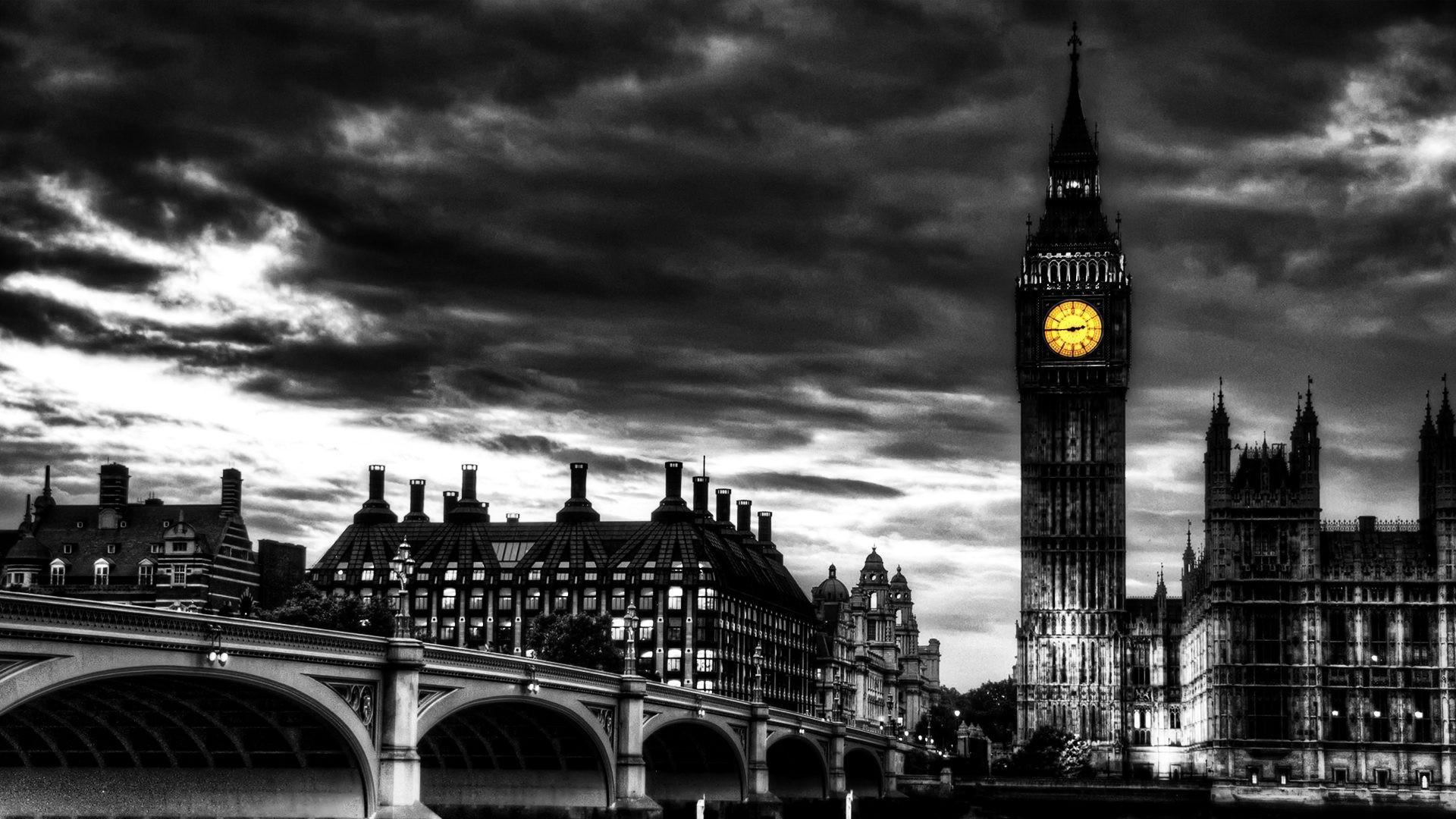 black-and-white-art-dark-Big-Ben-art-Big-Ben-black-1920%C3%971080-London-Black-And-White-W-wallpaper-wp3603361