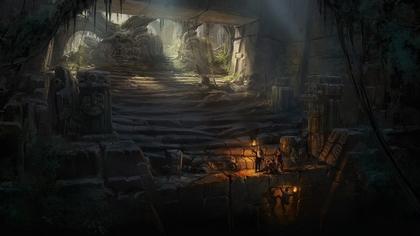 climbing-trees-ruins-rocks-stones-plants-sculpture-holes-torchlight-mayan-abyss-1920x1080-wallpap-Ar-wallpaper-wpc5803530
