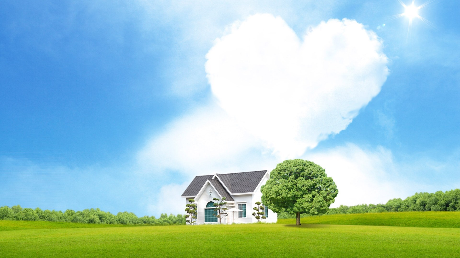 creative-design-dream-love-house-images-wallpaper-wp3604404