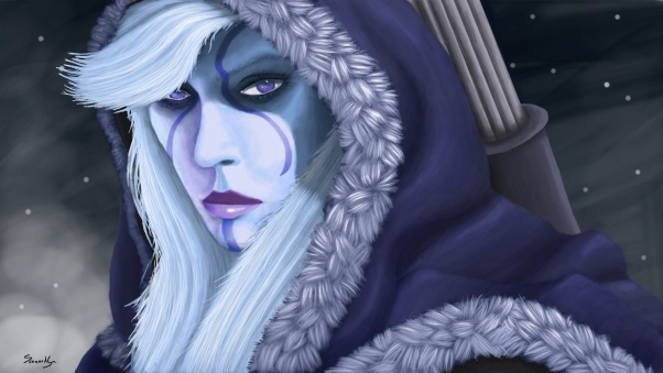 drow-ranger-dota-art-wallpaper-wp38011714