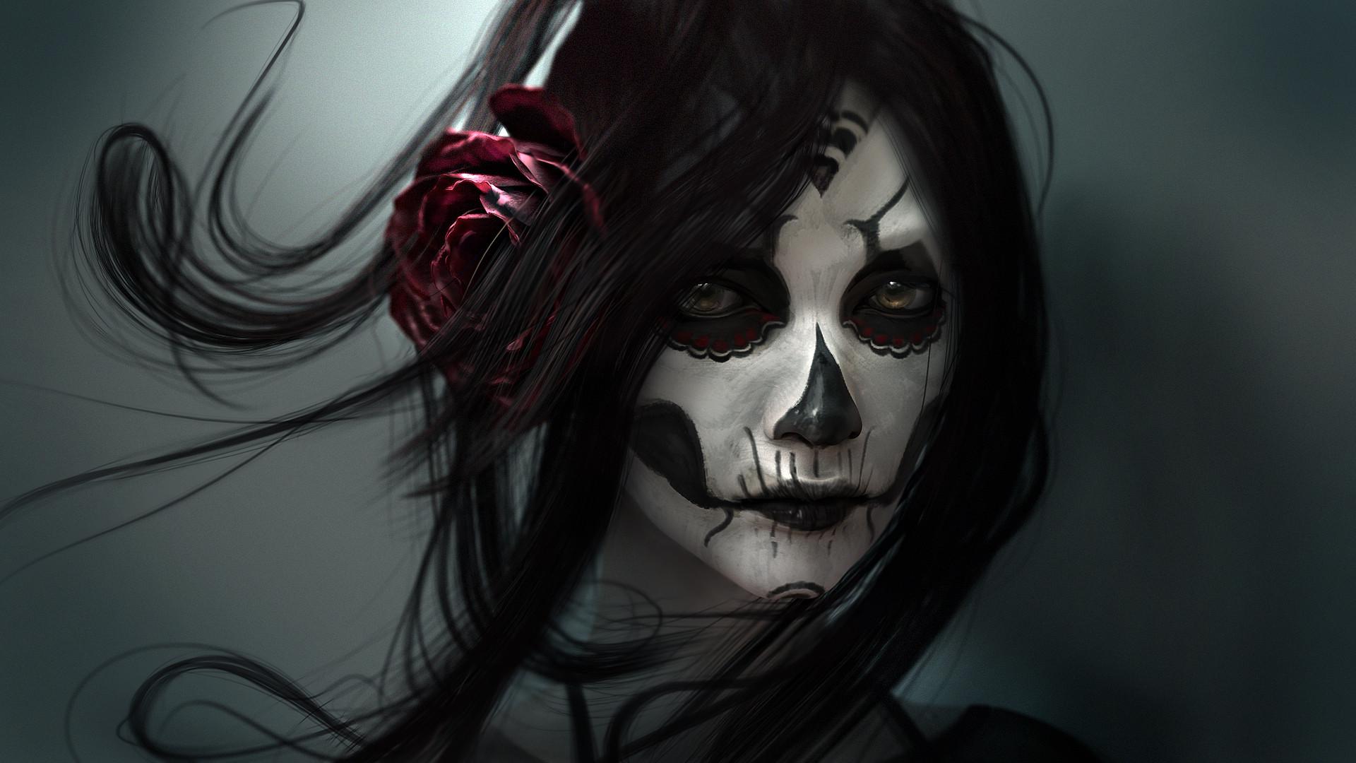 edffafceefeed-sugar-skull-face-sugar-skulls-wallpaper-wpc5804507