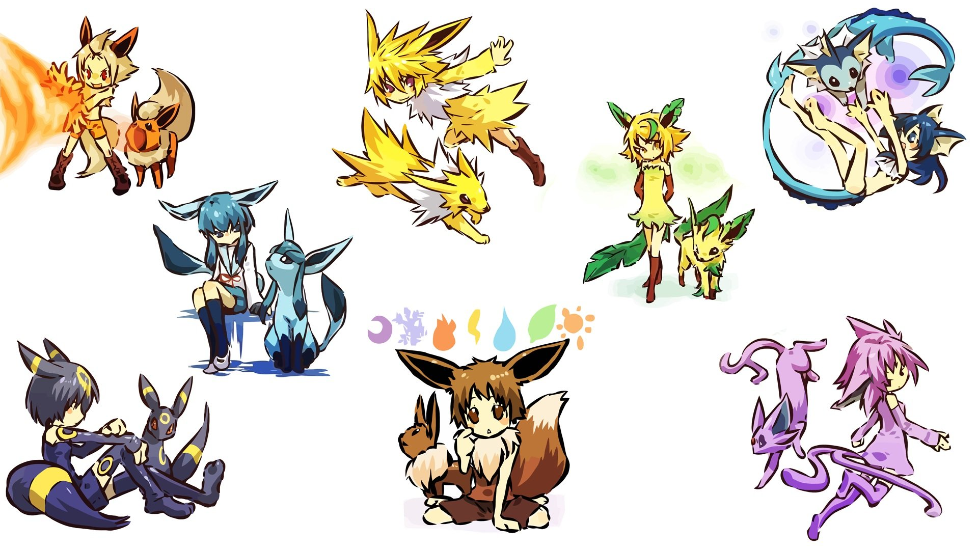 eevee-evolution-Google-Search-Eevee-evolutions-wallpaper-wpc5804521