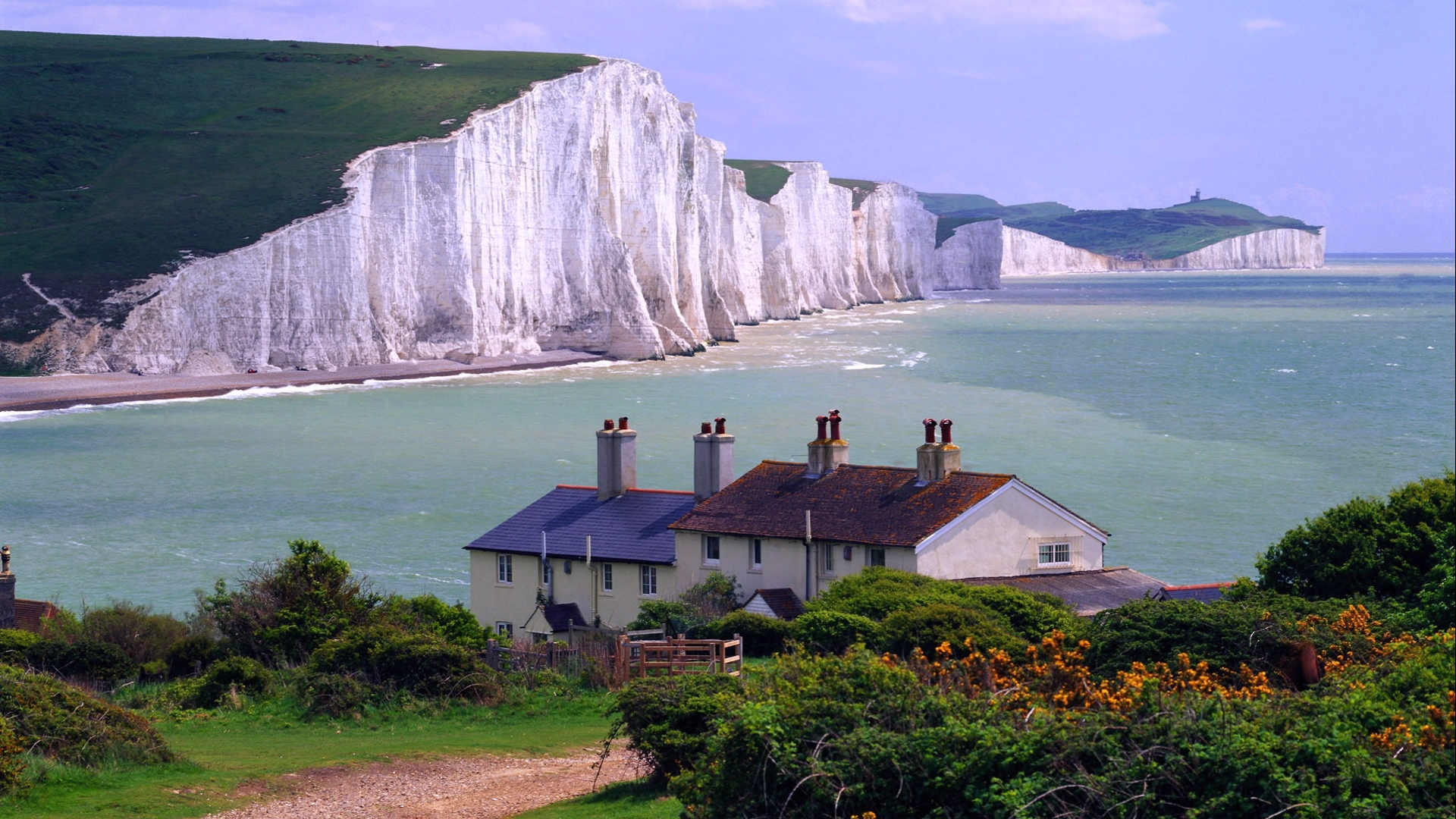 ffeeffeafcace-cottages-england-white-cliffs-of-dover-wallpaper-wp380552