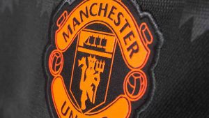Manchester United iPhone tapetti