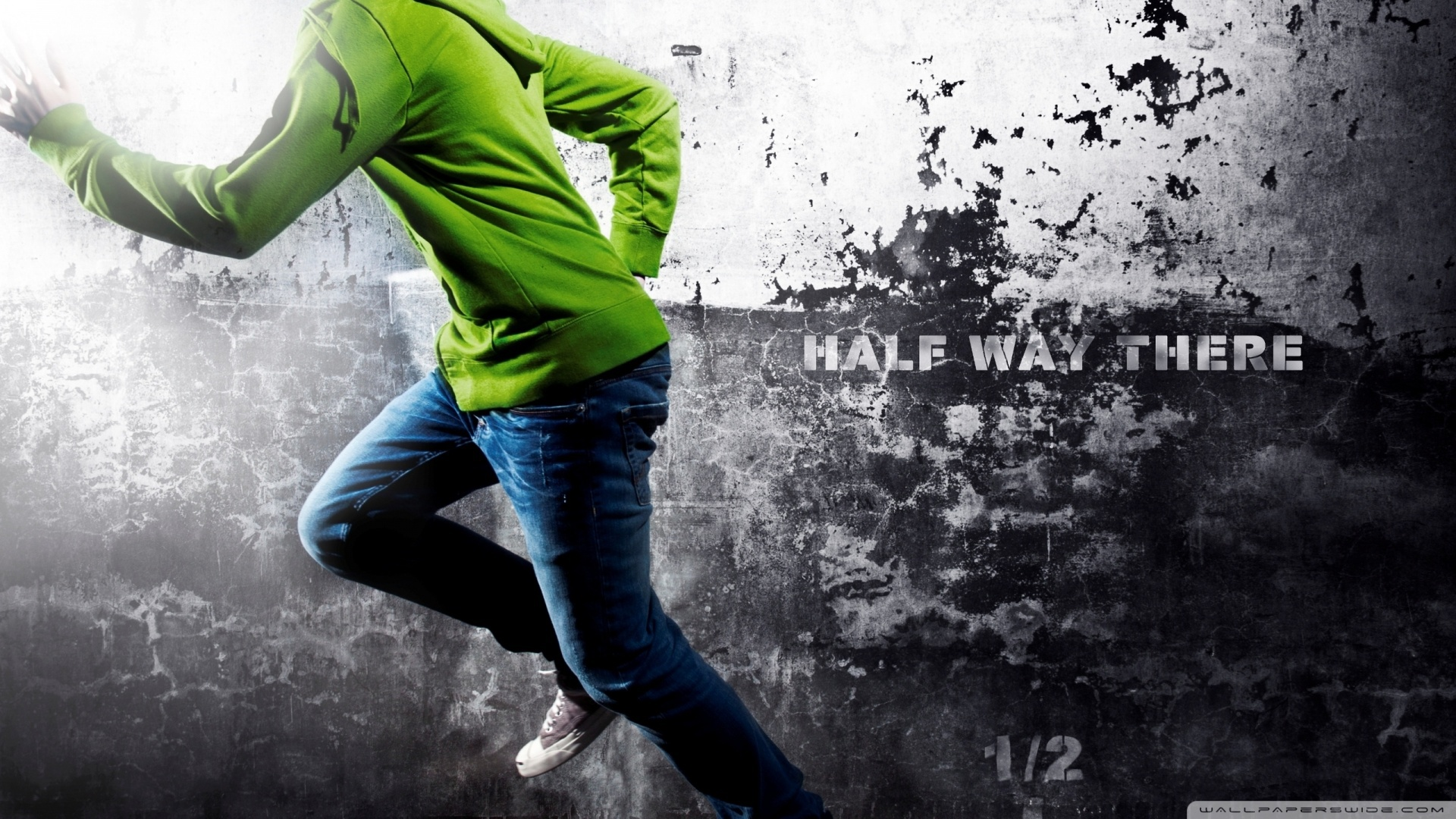Free running wallpaper hd