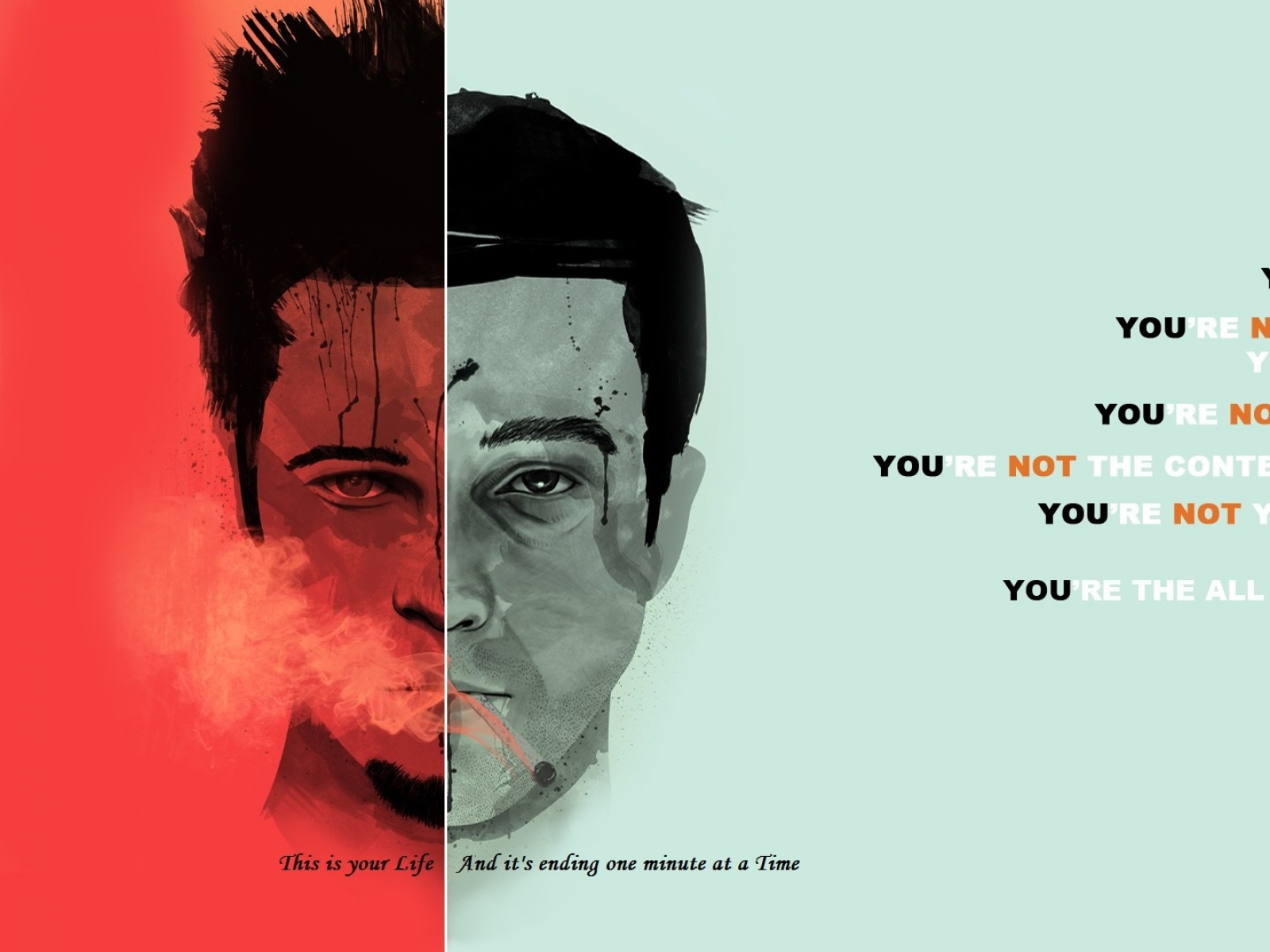 text-quotes-fight-club-brad-pitt-edward-norton-tyler-durden-faces-1920x1080-wallpaper-wp38010804