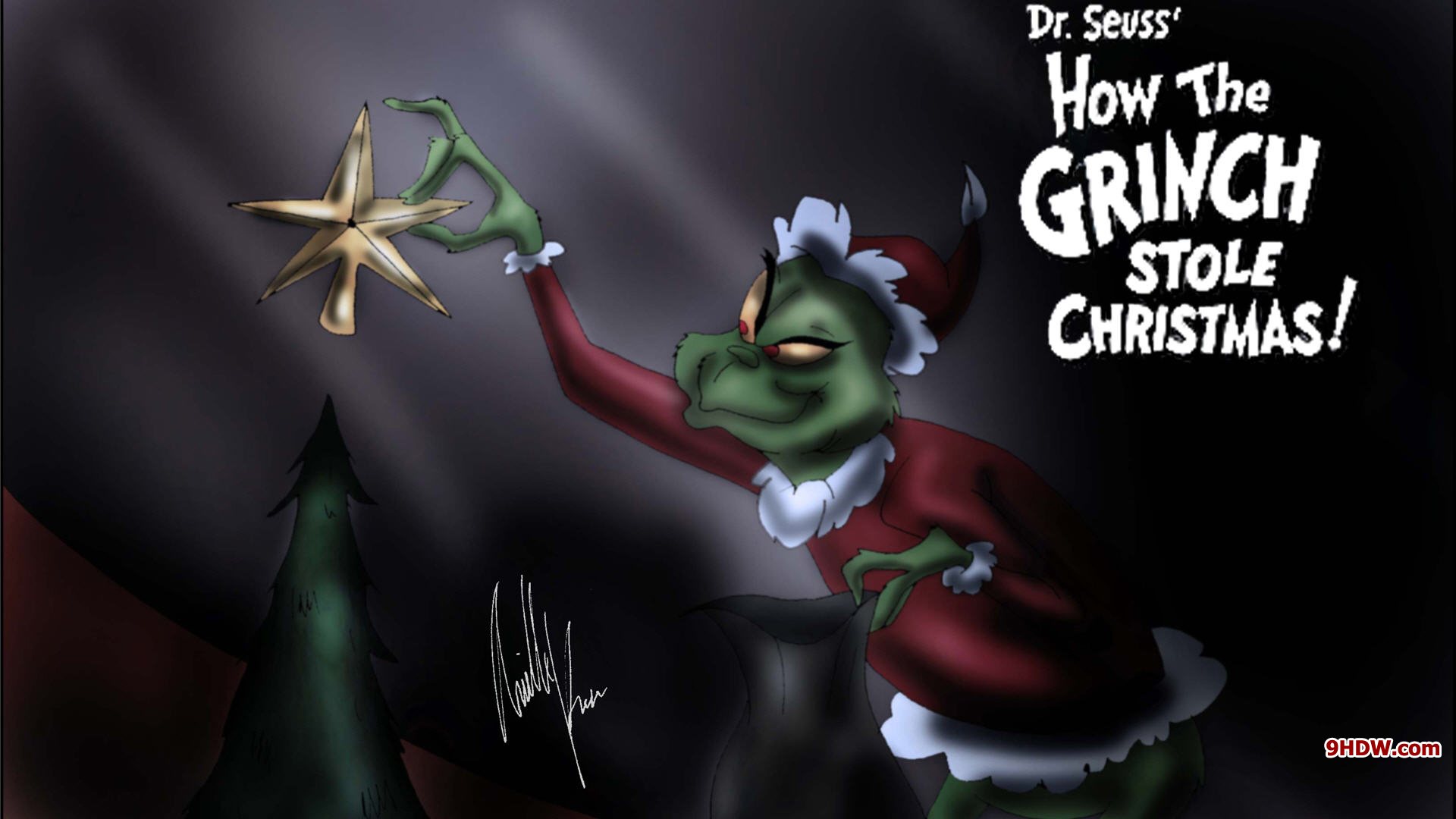 uss-How-The-Grinch-Stole-Christmas-Group-wallpaper-wp38011536
