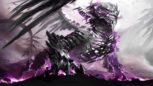 Desktop-Drachen Wallpaper HD