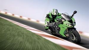 Kawasaki cykel Bakgrund HD