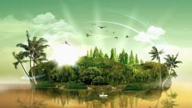 Nature Green Wallpaper HD