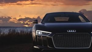 Audi R8 tapetti