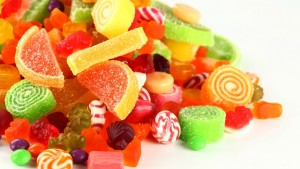 Candy wallpaper