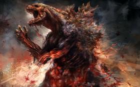 Godzilla wallpaper