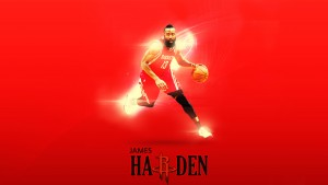 James harden wallpaper