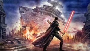 Star wars bakgrunds