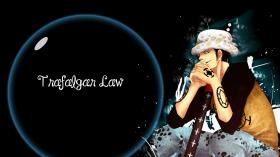 Trafalgar law wallpaper HD