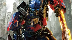 Transformers 4 kertas dinding