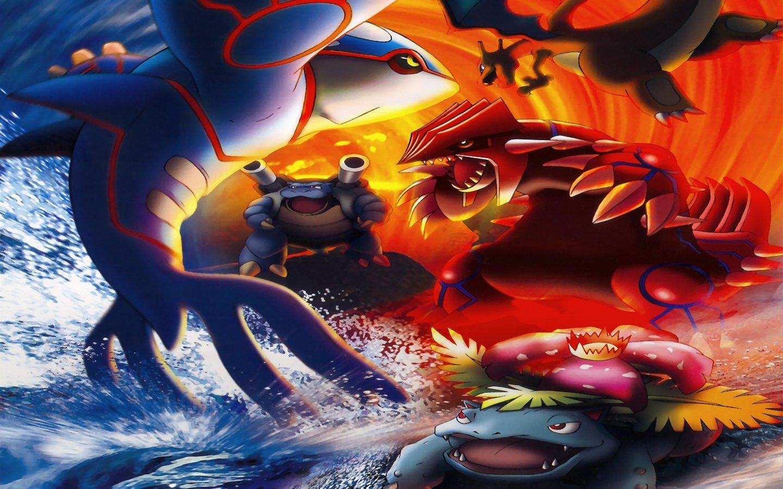 Wallpaper pokemon HD