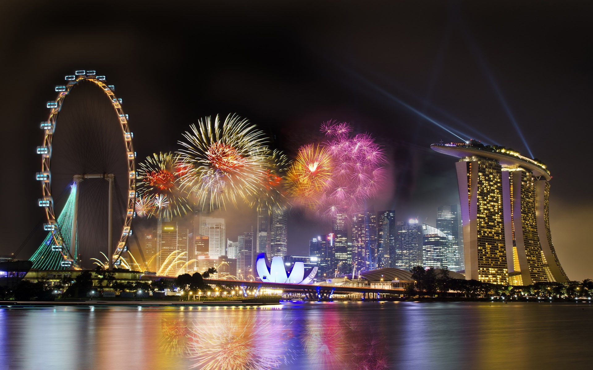 Fireworks wallpaper hd - High definition colorful wallpapers ...
