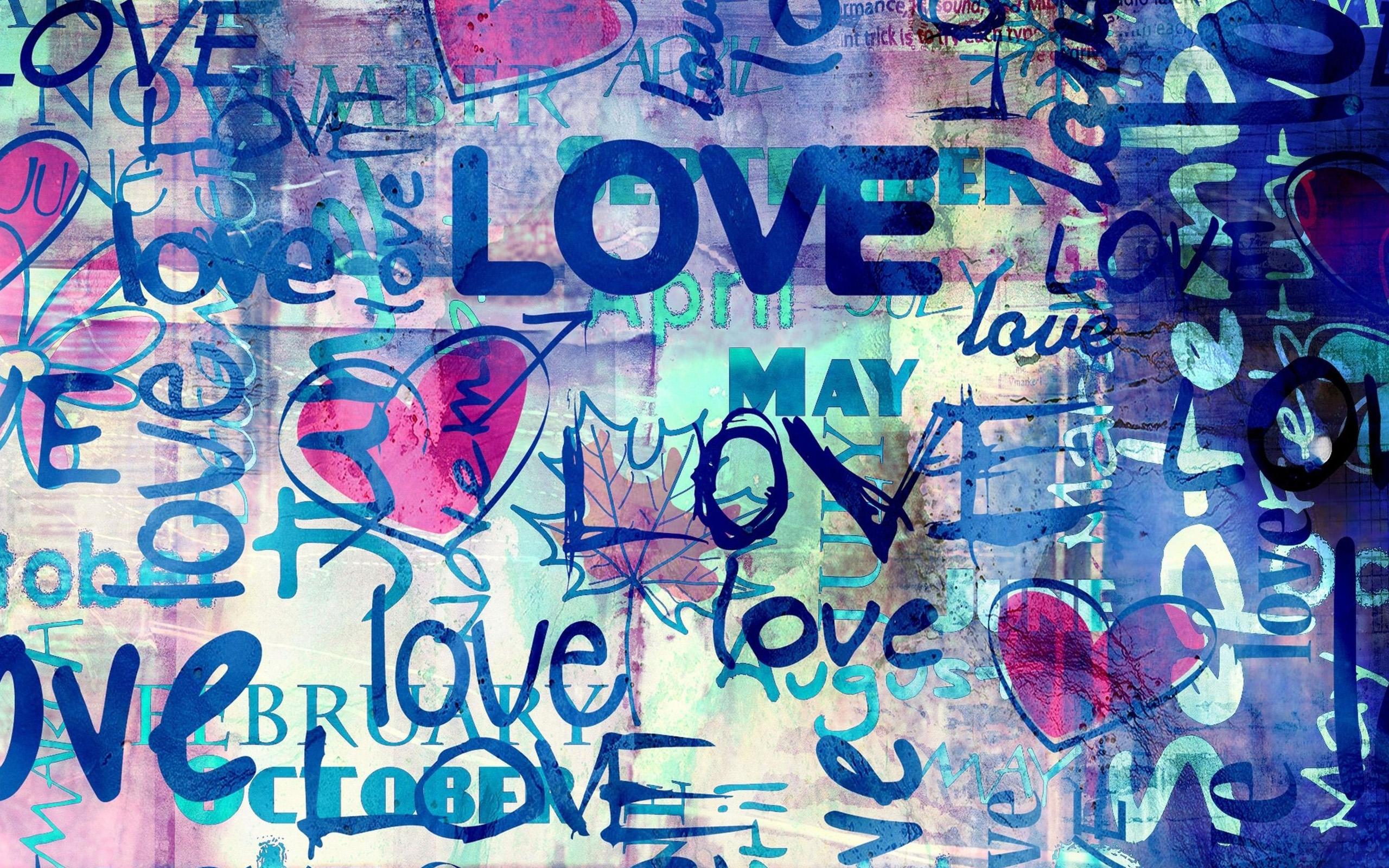 Fonds d 39 cran graffiti hd - J love wallpaper download ...