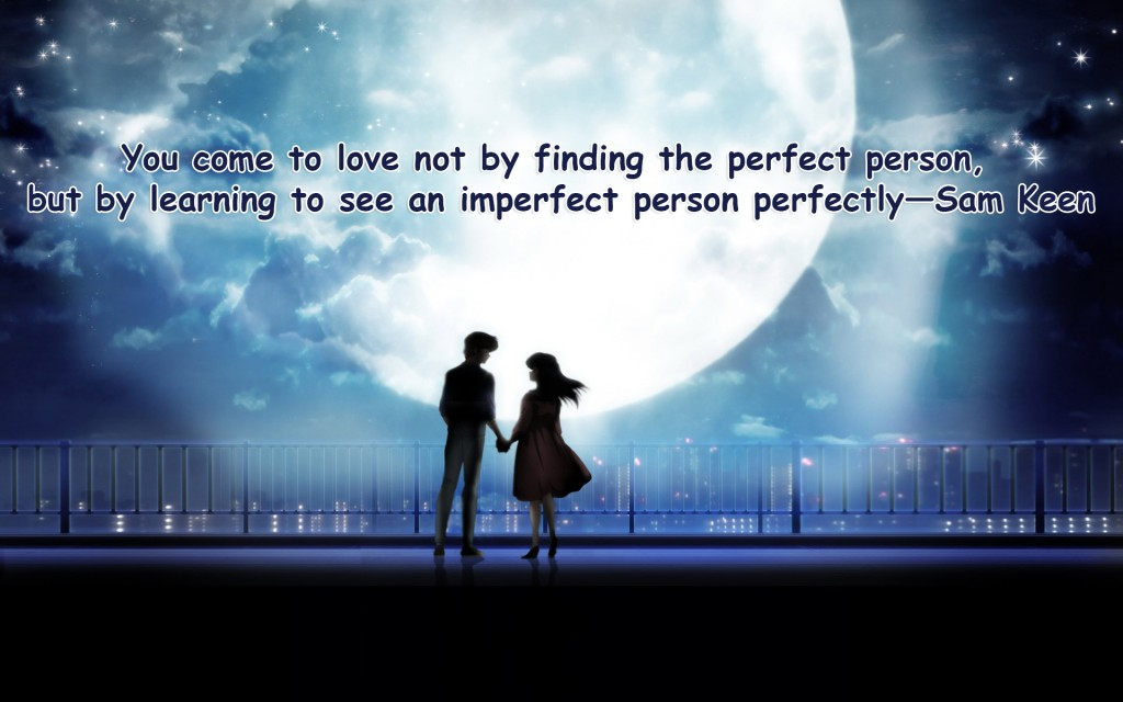 Anime Images Wallpaper Love Couples Couple Hd Wallpaper: Citations D'amour Fond D'écran HD