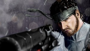 metal gear solid wallpaper HD