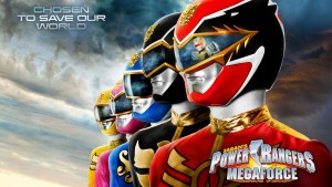 power rangers behang HD