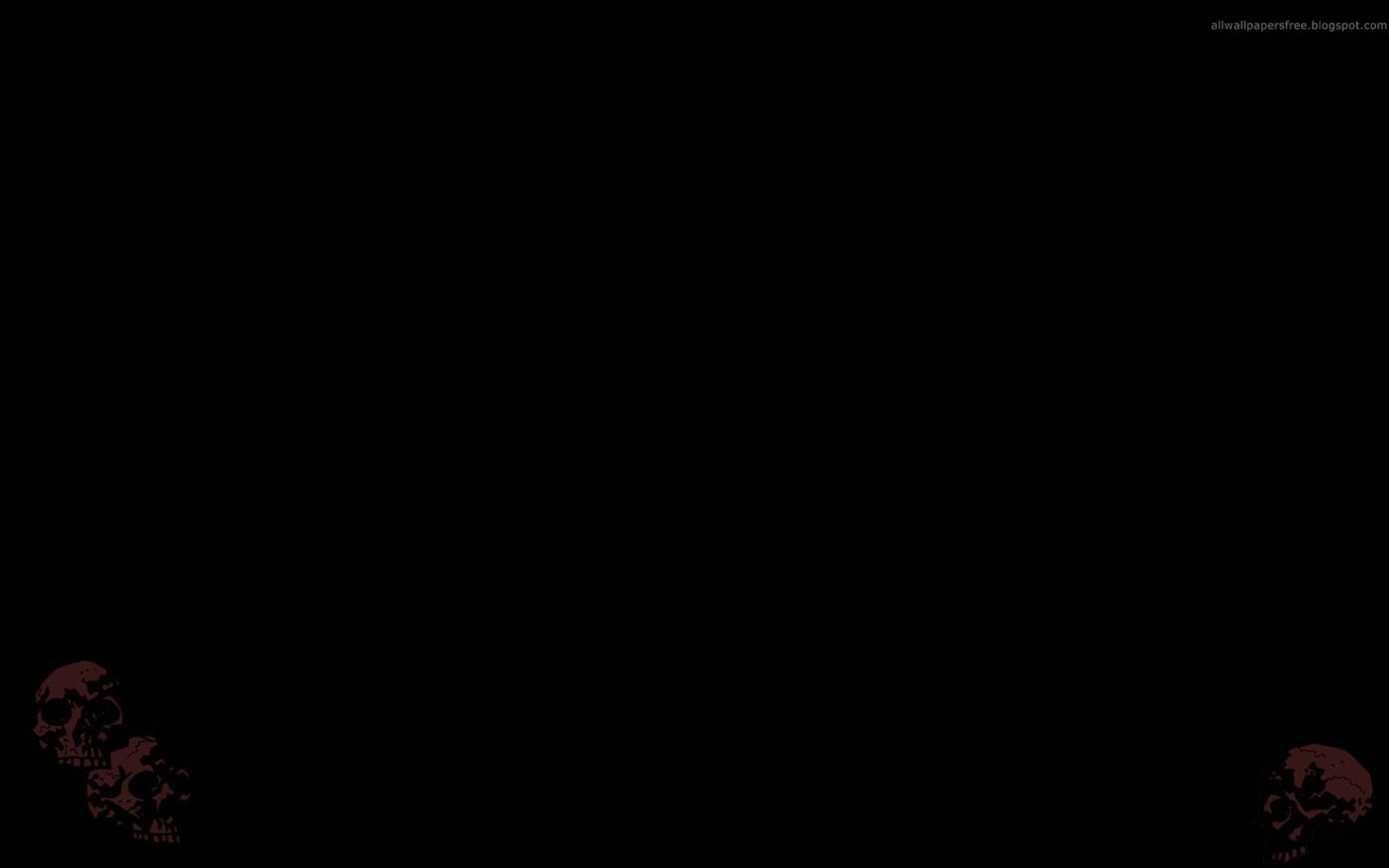 Pure Black Wallpaper HD