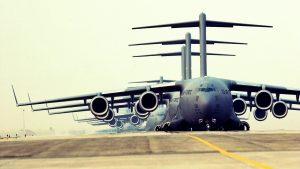 tentera udara kertas dinding HD