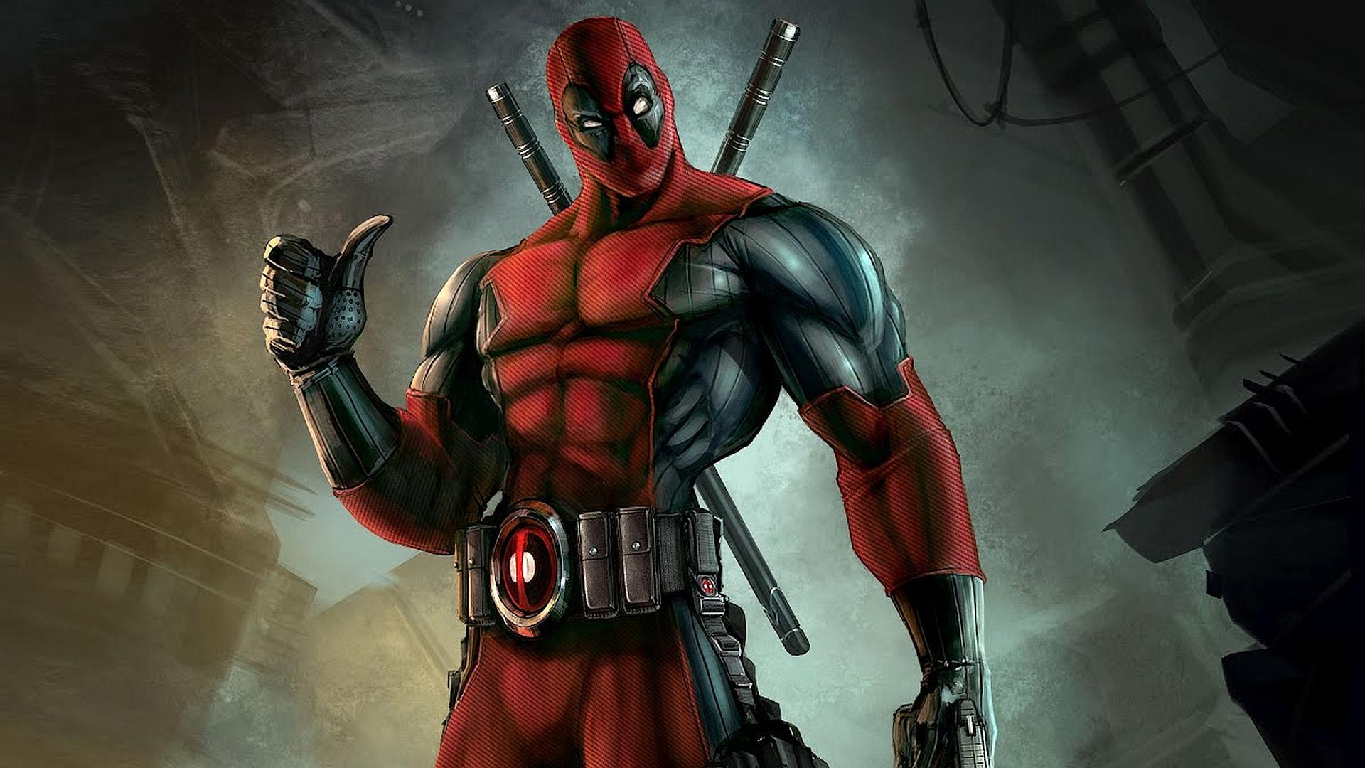 Wallpapers En Hd: Deadpool Fond D'écran Hd HD
