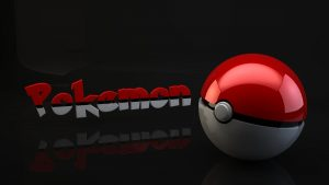 pokeball kertas dinding HD